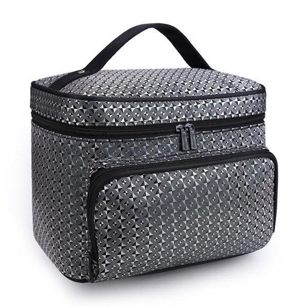862156a749 15 Styles Waterproof Dacron Cosmetic Bag Lightweight Storage Bag ...