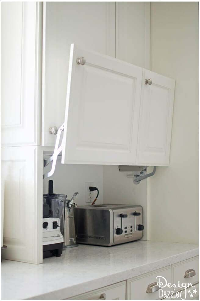 28 Fabulous Built-in Storage Ideas To Free Up More Living Space