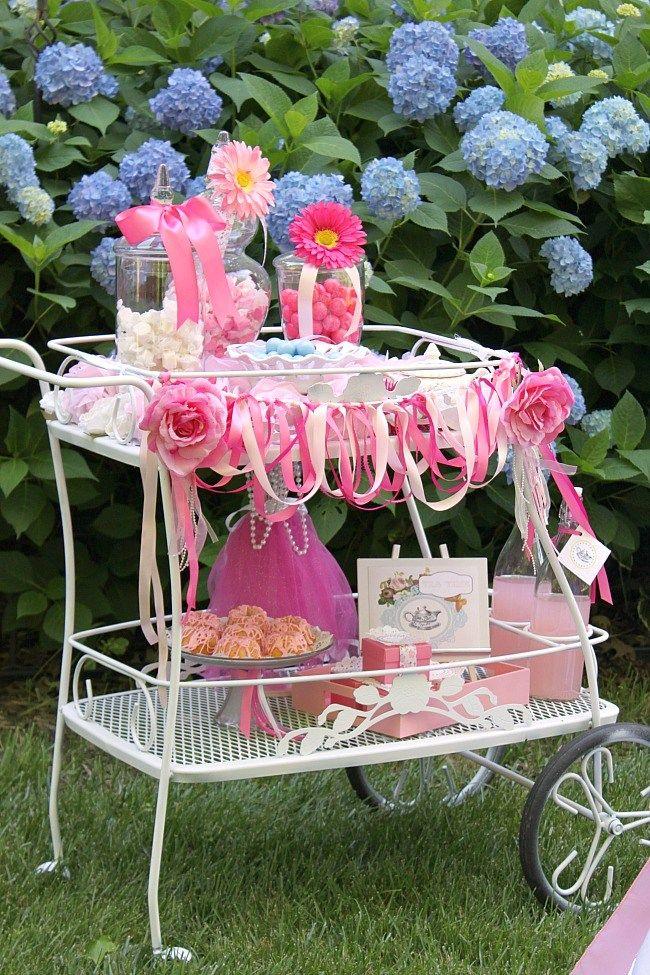 Ideas For A Little Girls Tea Party Little Women Amp Their