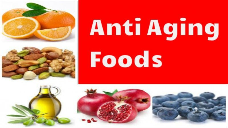 Are you interested in turning back the clock on aging? These 7 readily available 'Real Foods' contain the nutrients you need to slow down the aging process. #realfood #healthy #anti-aging