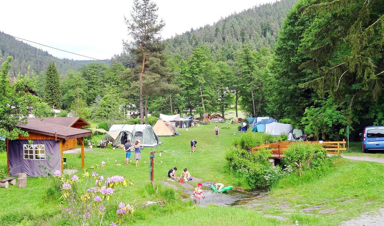 Campingplätze Nordschwarzwald