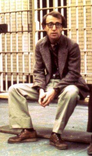 Woody Allen in Annie Hall (1977) -- Costume Designer Ruth Morley  sc 1 st  Pinterest & Woody Allen in Annie Hall (1977) -- Costume Designer: Ruth Morley ...