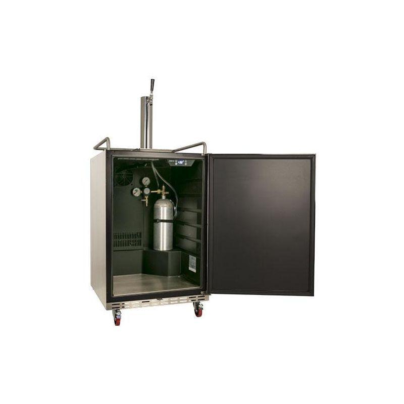 edgestar kc7000od outdoor kitchen outdoor kitchen appliances outdoor kegerator on outdoor kitchen kegerator id=28103