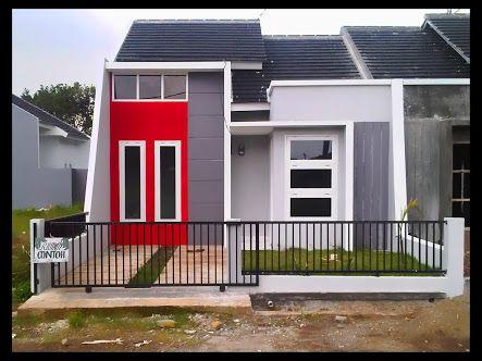 30 desain rumah minimalis type 45   desainrumahnya