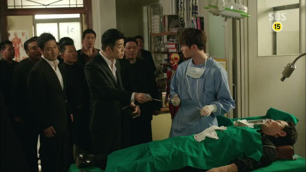 Doctor stranger episode 2 dramabeans korean drama