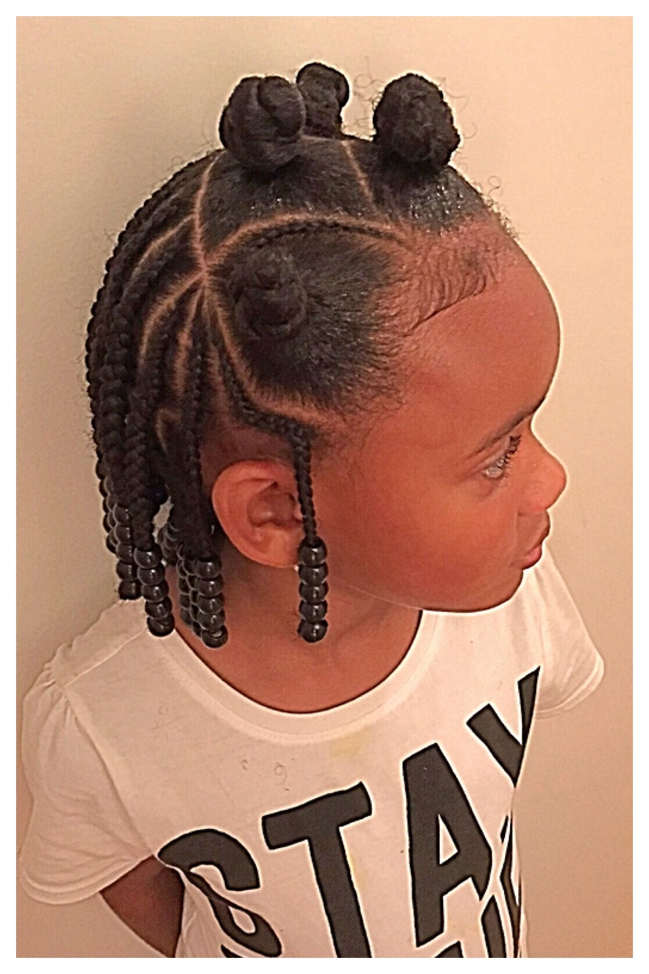 Natural Hair With Images Natural Hairstyles For Kids Girls