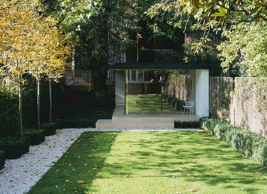 Garden Sheds Are An Explosion Of Architectural Experimentation