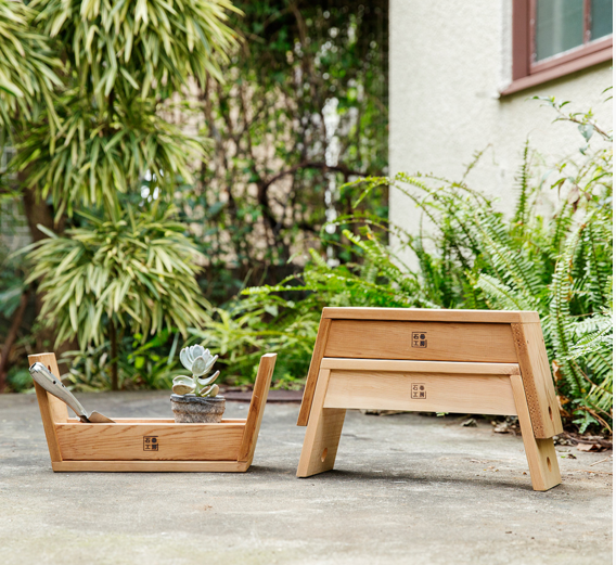Mission Accomplished: A Japanese Design Lab\'s Two-in-One Garden ...