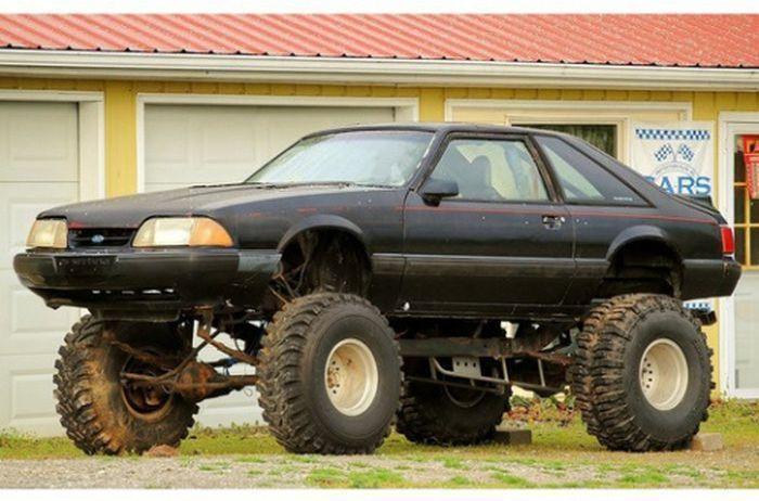 Muscle Cars Pics Mustang Odd Pinterest