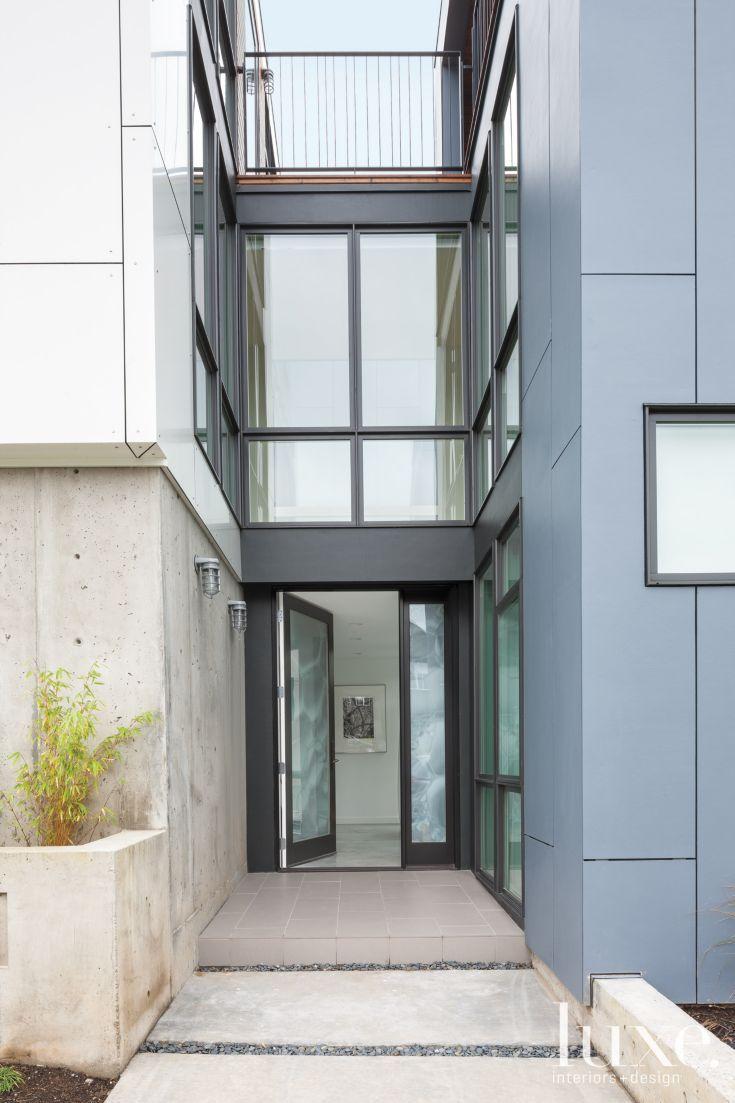 1000  images about modern design ... front door on pinterest ...