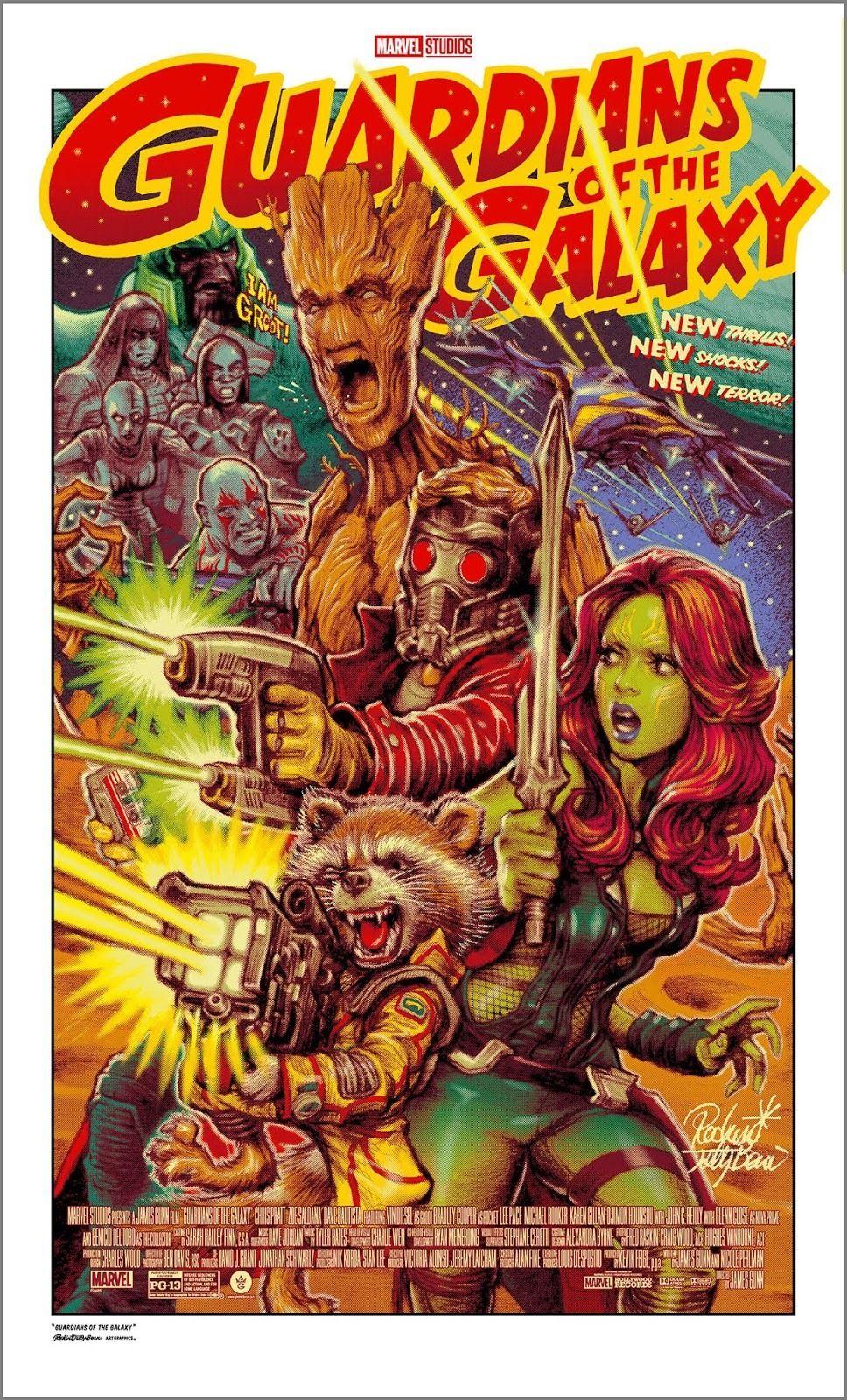 POSTER 11x16 the incredible hulk  comics marvel