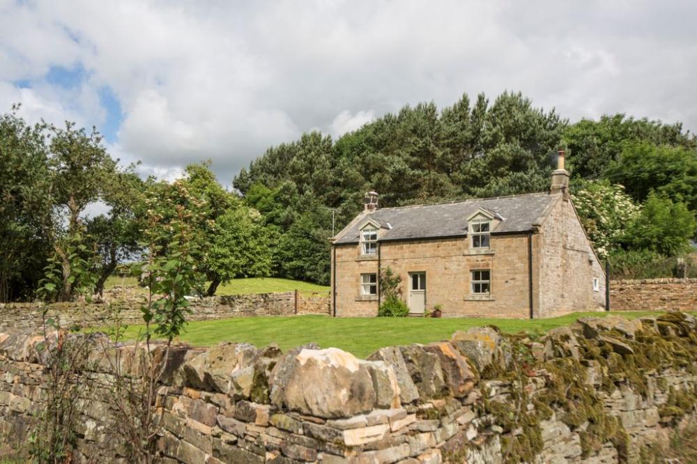Detached Stone Built Cottage with Large Enclosed Garden ...