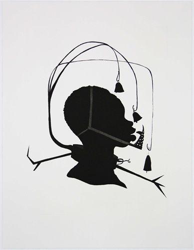 Kara Walker   Greg Kucera Gallery   Seattle