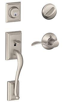 Schlage Lock Company Llc Addison Handleset Schlage Addison Door