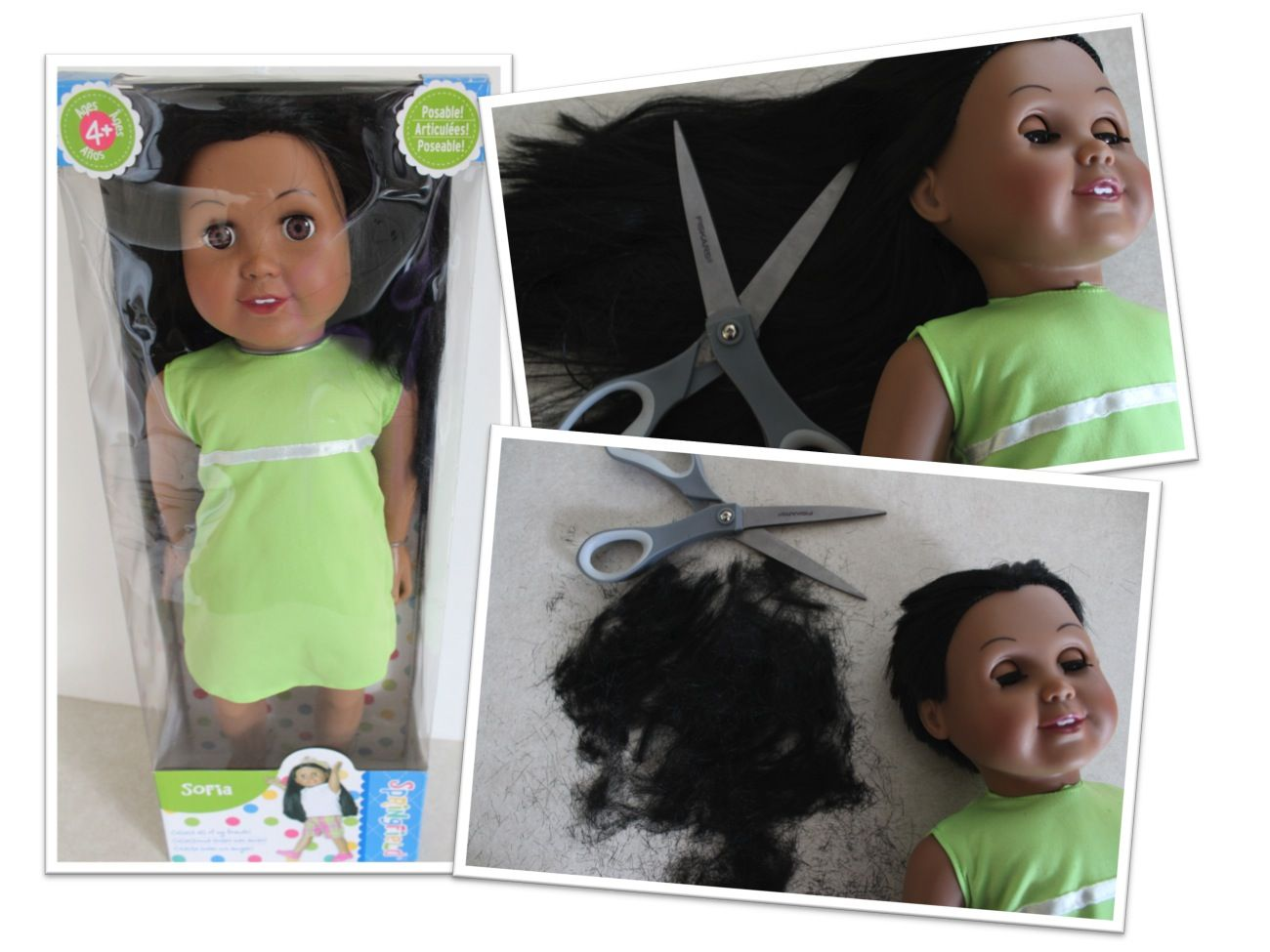 My Froggy Stuff Has An Idea For Making A Brother Doll For Your AG Fan. Part 32