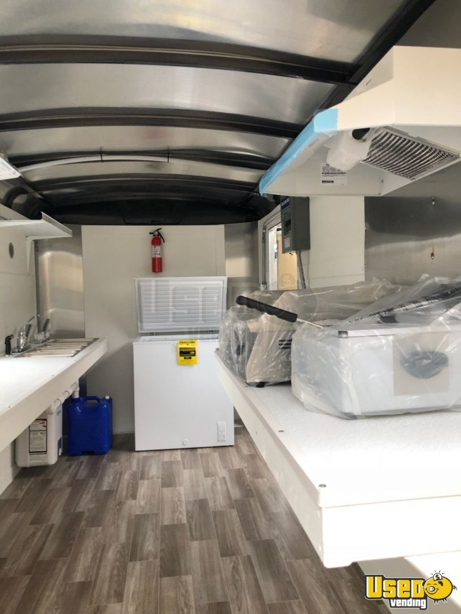 Ready to Rock the Road 2020 6' x 12' Mobile Kitchen Food