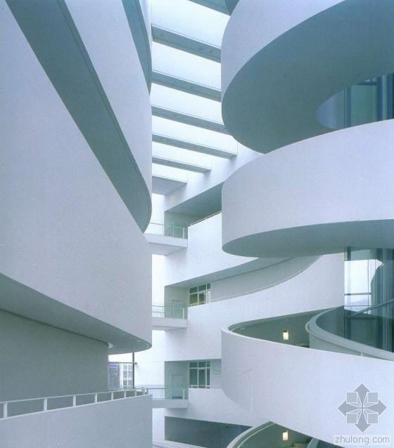 Artistic Stairs Canada: Museum Of Modern Art, Modern