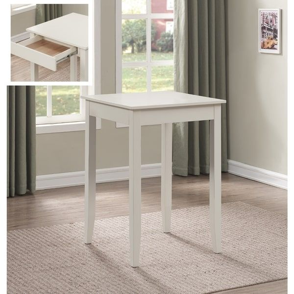 Superieur Casoria 42 Inch High Pub White Table By Greyson Living (Casoria Pub Table)