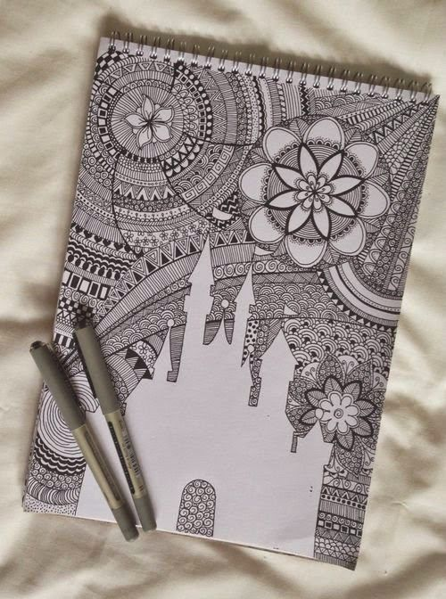 The Incidental Art Of Doodling And Why It Is So Fascinating Sharpie Art Doodle Art Zentangle Art