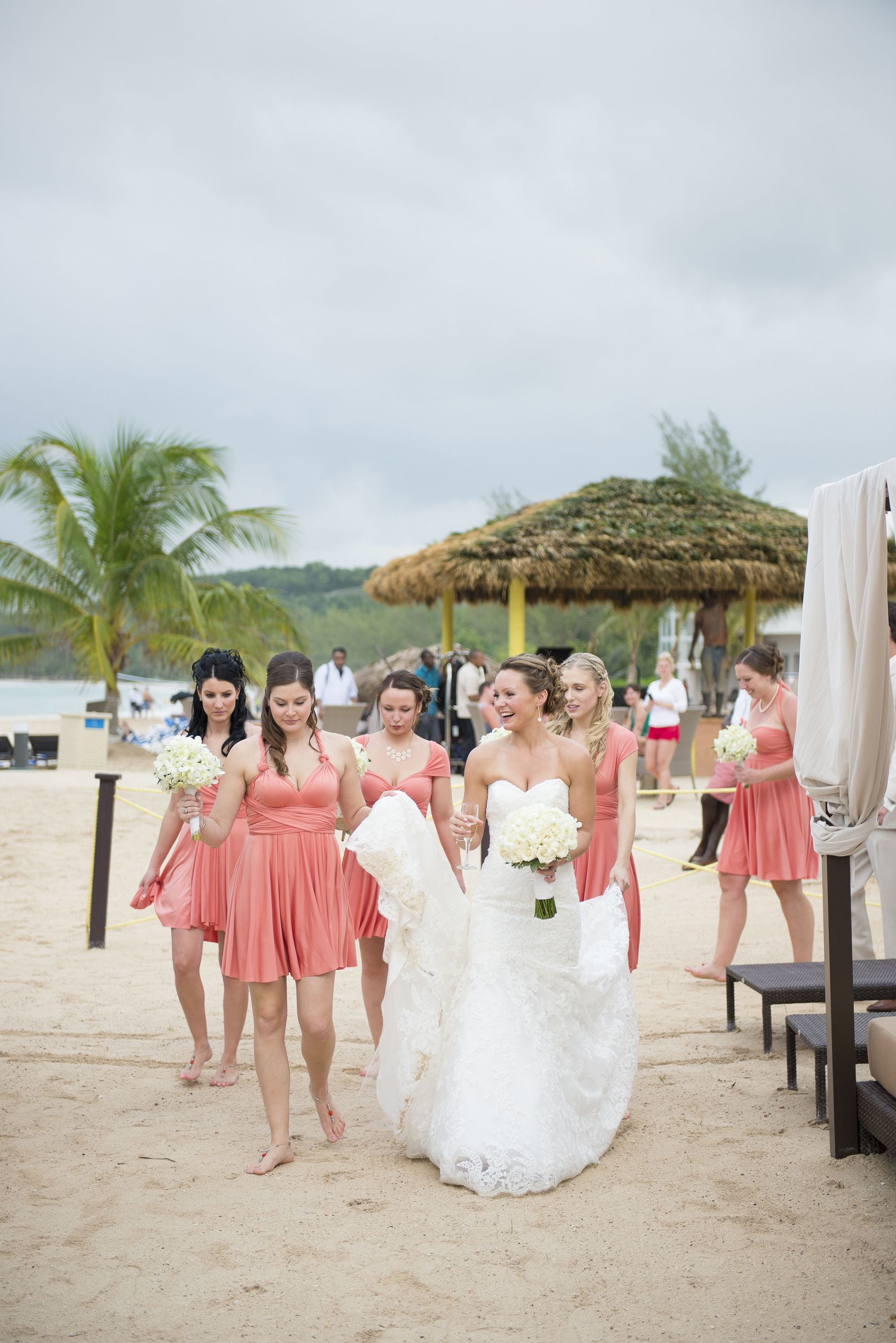 Cheap coral color dresses in jamaica