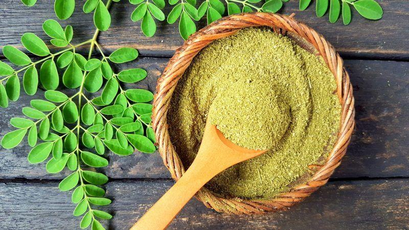 Moringa on viherjauheiden aatelia