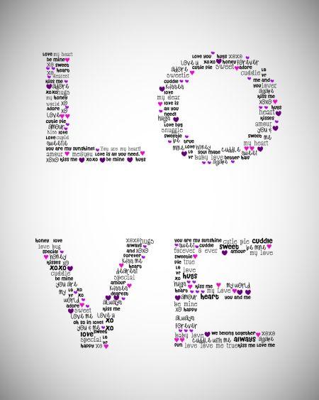 love words 13 love words pinterest