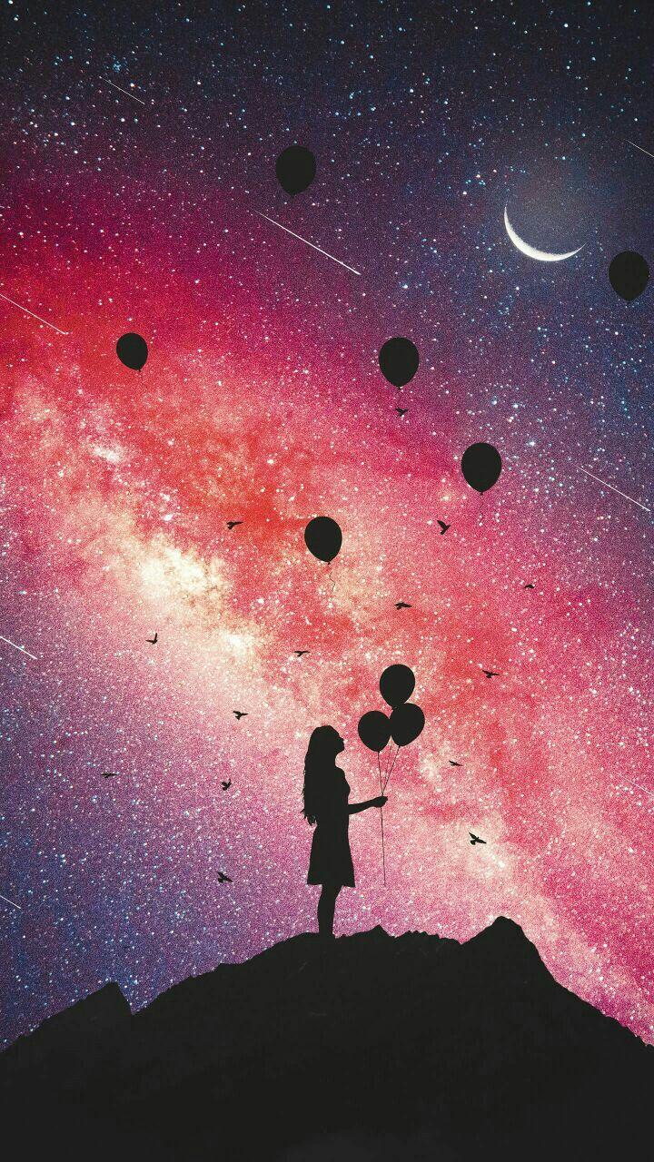 Galaxia E Estrelas Wallpapers Papeis De Parede Galaxia