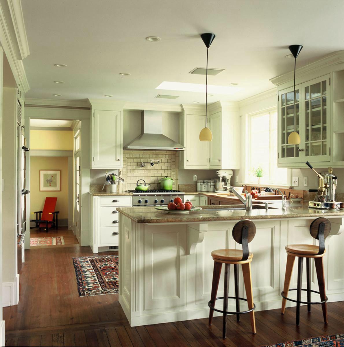 Kitchen Cabinets Pinterest: Farmhouse Kitchen
