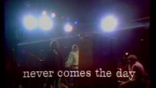 Moody Blues - Never Comes The Day (1970), via YouTube.