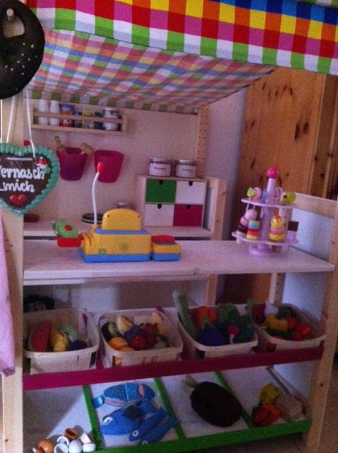 ikea kinder kaufladen wohn design. Black Bedroom Furniture Sets. Home Design Ideas