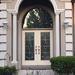 Service Area Double Entry Doors Home Estimate Doors