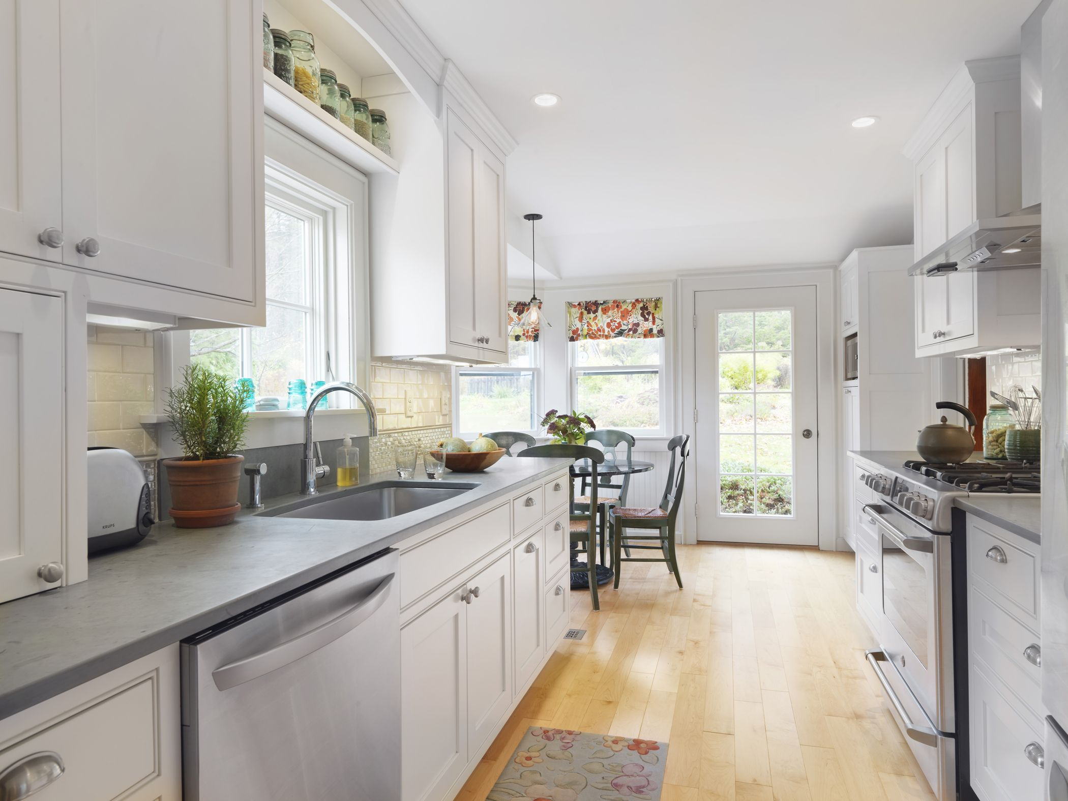 Galley Kitchen Remodel Plans Beautiful Galley Kitchen Remodel to