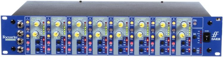 Focusrite ISA828   Alternative Studio Gear   Studio gear