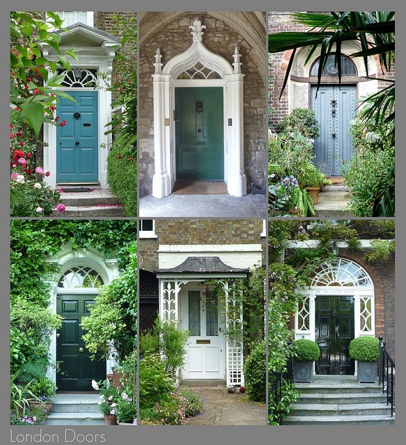 London Doors by curry15 via Flickr \u003d 1 Dudley House Montpelier Row Twickenham & London Doors | Doors Westminster abbey and Westminster