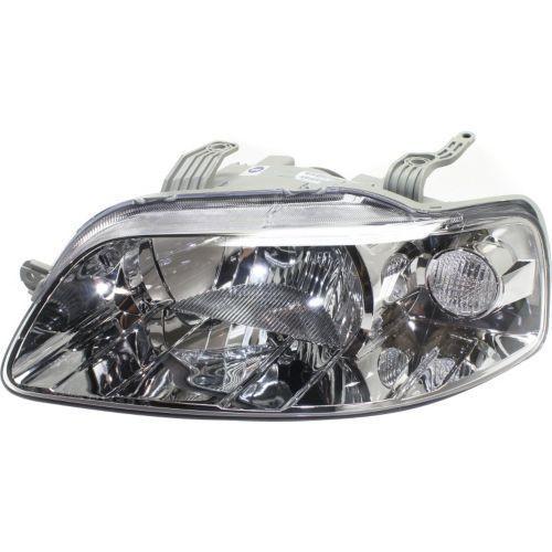 2006 2008 Chevy Aveo5 Head Light Lh Lens And Housing Halogen