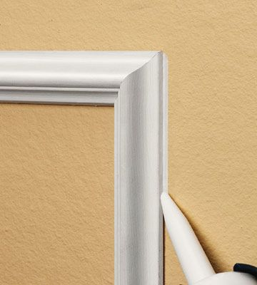 picture frame wall molding | Installing Wall Frame Molding - How to ...