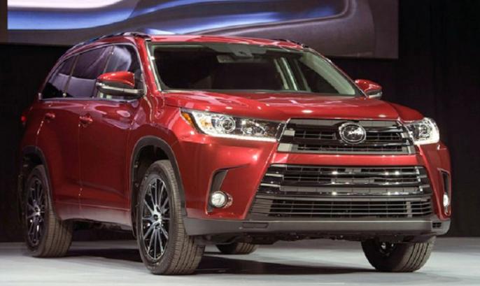 2020 Toyota Highlander Price