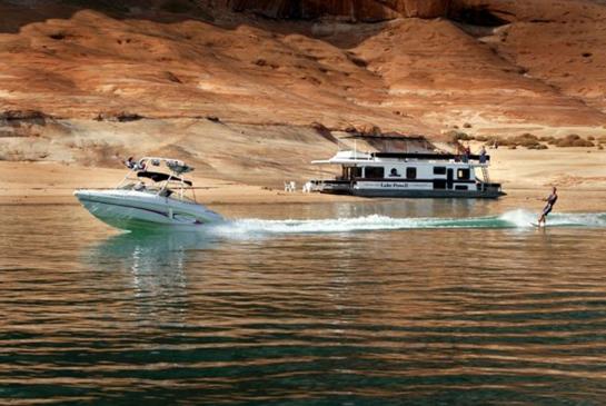 Aramark at Lake Powell is Hiring Restaurant Supervisors! Aramark Parks and Destinations - Wahweap Marina at Lake Powell in the Glen Canyon National Recreation Area.