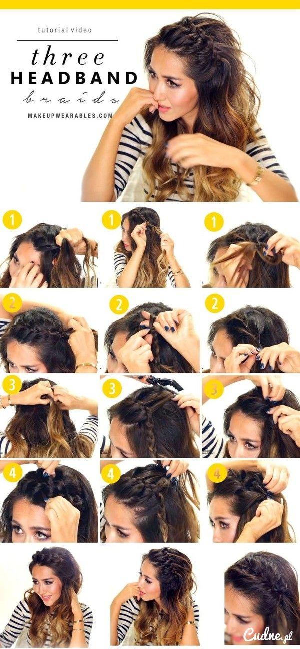 Zbior Najlepszych Inspiracji Strona 41 Hair Styles Long Hair Styles Braided Hairstyles Tutorials