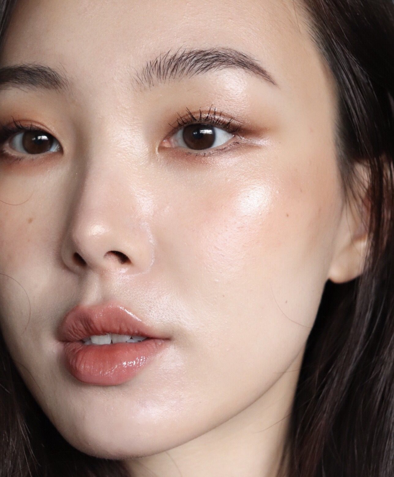 korean koreanmakeup autumn makeup beauty kbeauty