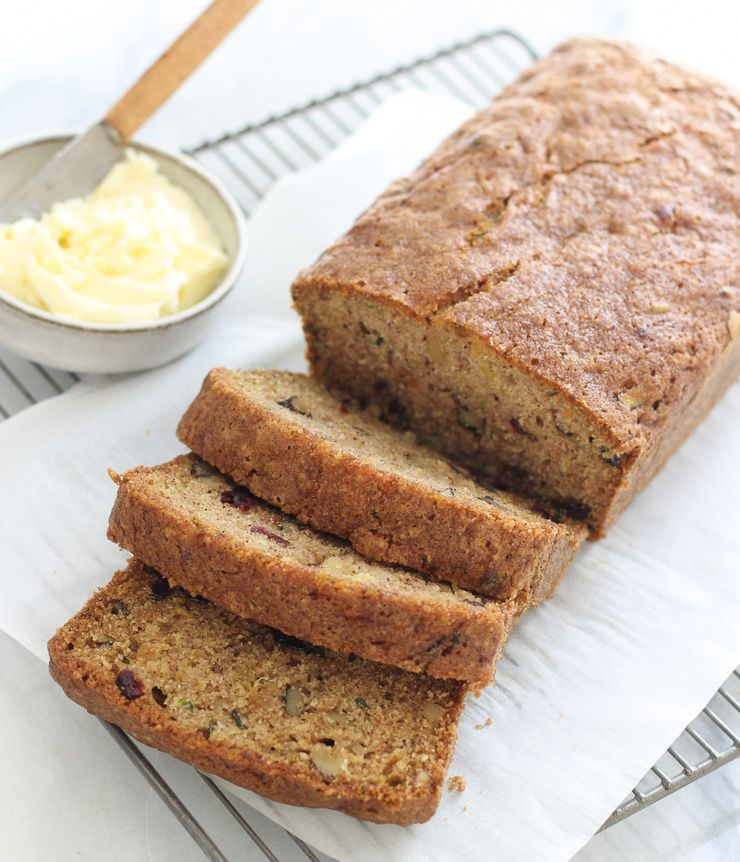 Loaded Zucchini Bread Cottage House Kitchen Recipe Recipes Tasty Bread Recipe Cooking And Baking