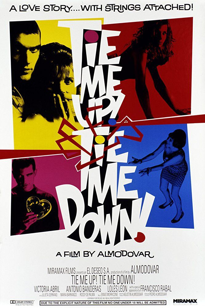 Nonton Tie Me Up! Tie Me Down! (1989) Sub Indo Movie Streaming