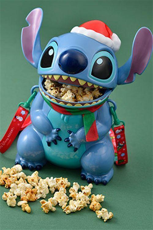 Stitch Popcorn Bucket Tokyo Disney Resort Limited Japan