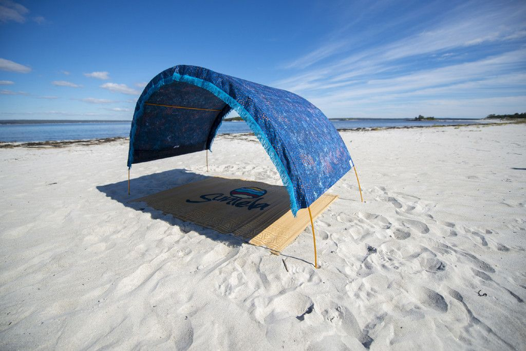 Gorgeous Portable Cabana Quick Amp Easy Set Up On Sand Or