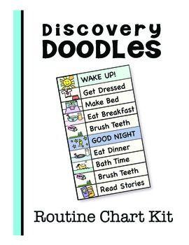 Routine chart kit free printout