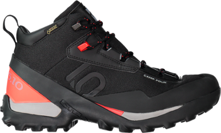 performance sportswear catch cheap for discount Five Ten Camp Four GTX mid hiking shoes have Gore-Tex® waterproof ...