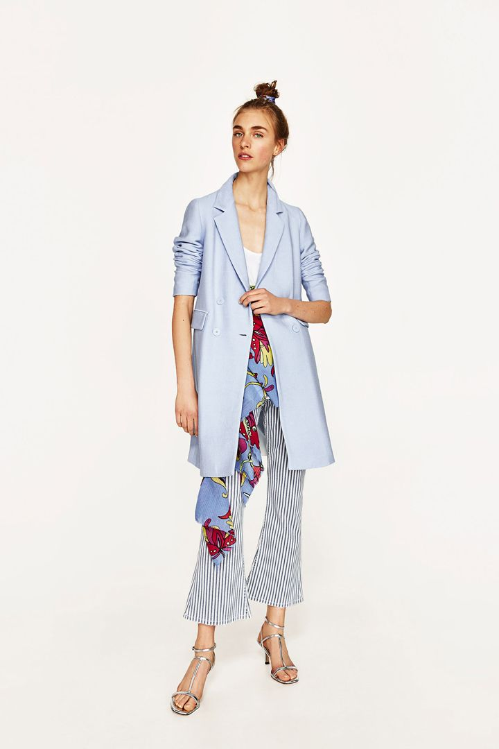Los 100 Favoritos De Zara Para Este Verano Fashion Editorials Abrigos Mujer Zara Zara Y Sandalias