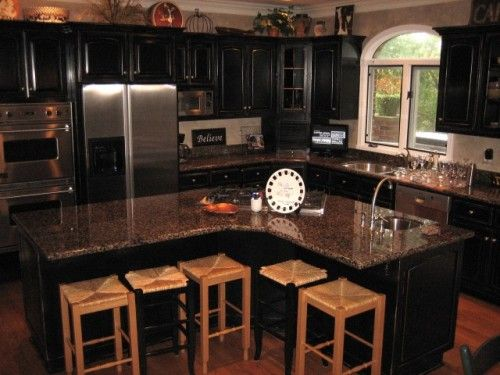 Countertops For Dark Cabinets Bestcountertops