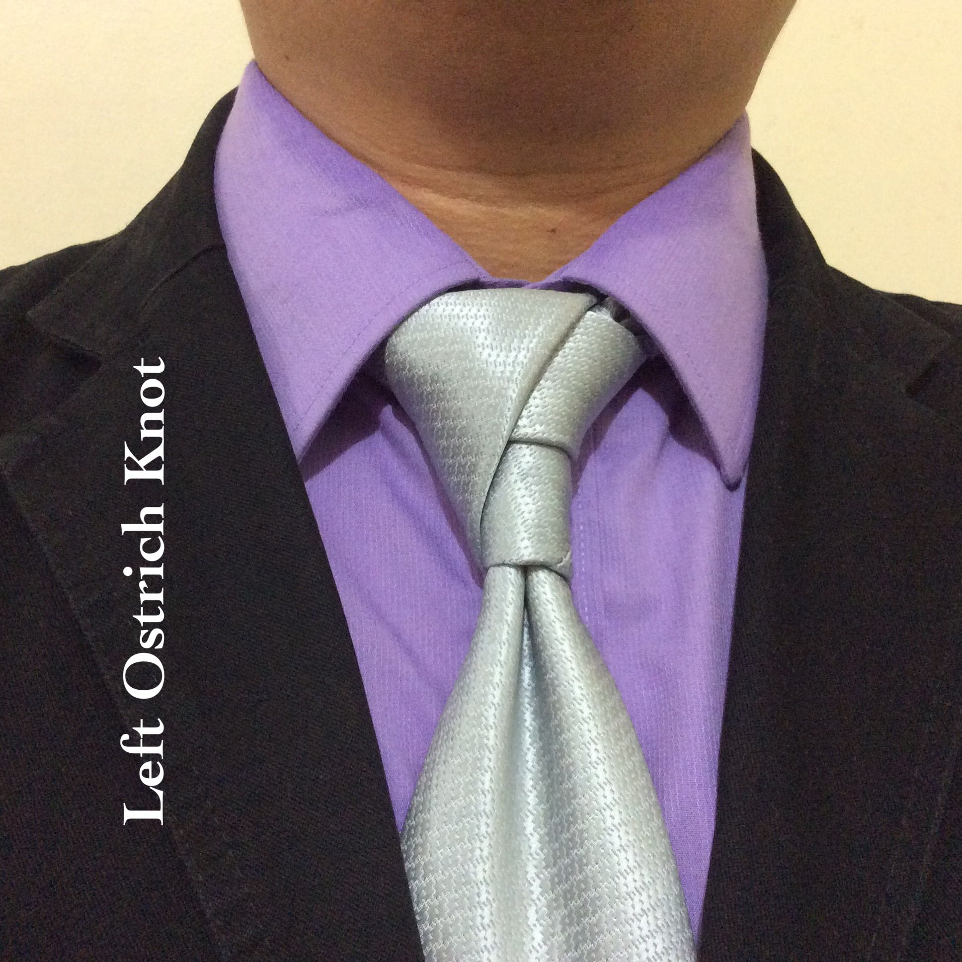 Miguel Angel Eugeniopalossan On Pinterest Trinity Tie Knot Diagram How To A Van Wijk Necktie
