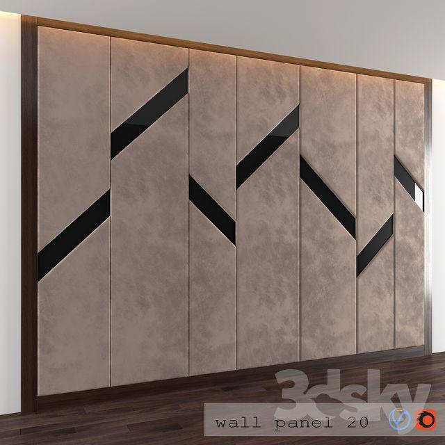 3d models panel 20 wardrobe door designs design modern bedroom oil painting for